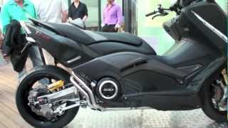 Tmax 530 HyperModified par Badan Motos