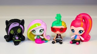 Видео для детей про куклы Монстер Хай Игрушки Сюрпризы Surprise toys Monster High