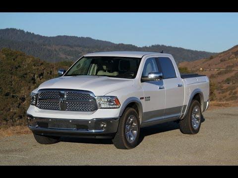 2015 RAM 1500 Eco Diesel Road Test & Review