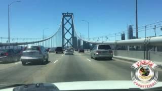 Armando y Rene Audio, Video Puente De Oakland a San Francisco CA