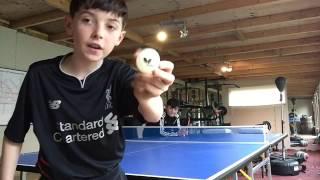 $100 Table Tennis Bat Vs $1 Bat