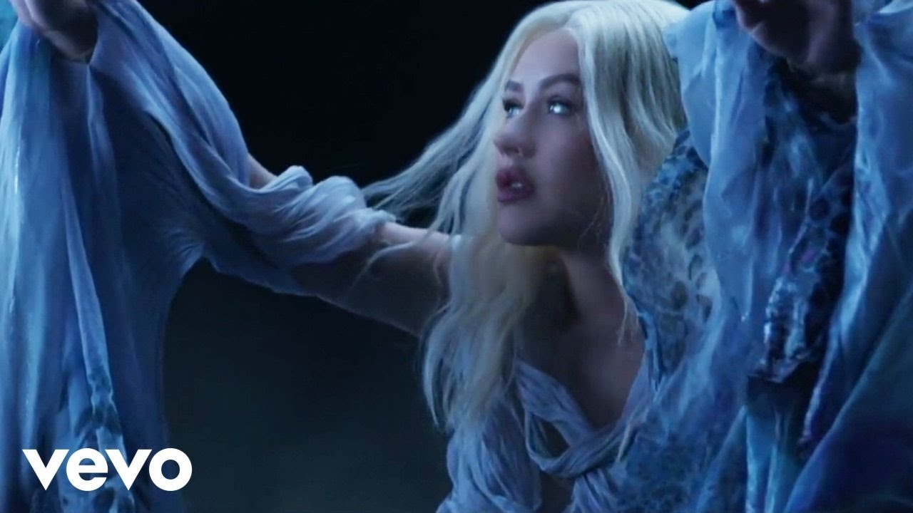 Christina Aguilera — Reflection (OST Mulan)