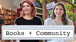 A Day In The Life Of A Bookshop Owner