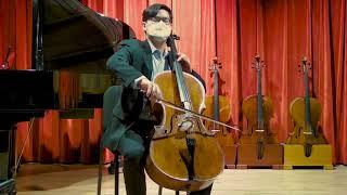 Enrico Marchetti cello