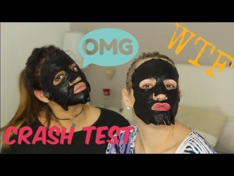 Les masques pour la peau huileuse de la personne des rubéfactions