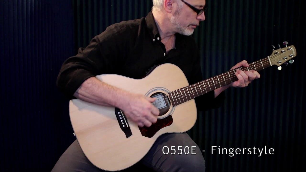 O550E - Sound Clip: Fingerstyle