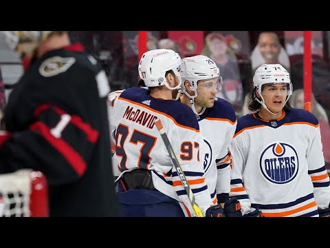 """The Cult of Hockey's """"The McDavid and Draisaitl show opens up Ottawa again"""" podcast"""