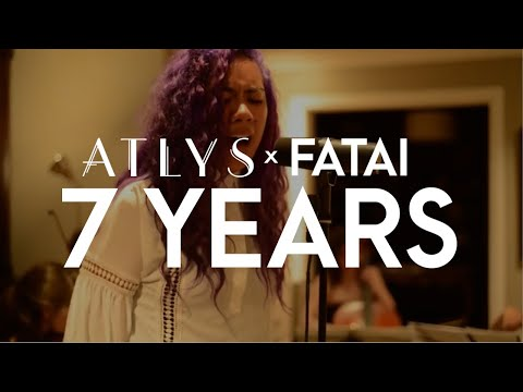ATLYS performing a cover of 7 Years by Lucas Graham with Fatai, finalist of The Voice - Australia
