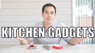My Favorite Kitchen Gadgets- BenjiManTV