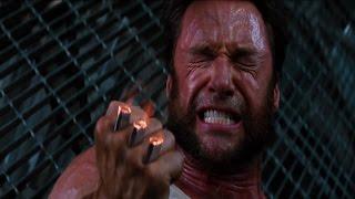 Wolverine's Adamantium Claws Are Cut By The Silver Samurai