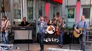 Daughtry performs new single, 'Battleships'
