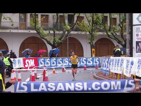 Arribada campió 5km