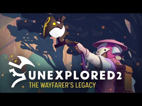 Unexplored 2: The Wayfarer's Legacy Compact Trailer Pre-release