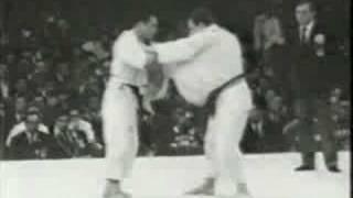 Judo Tokyo 1964: Inokuma (JPN) - Casella (ARG)