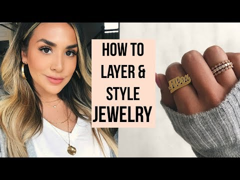 MY EVERYDAY JEWELRY ESSENTIALS & MUST HAVES!