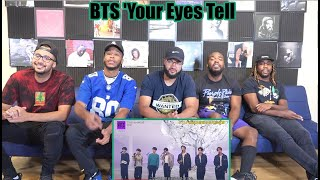 BTS 'Your Eyes Tell' LIVE PERFORMANCE | REACTION /REVIEW
