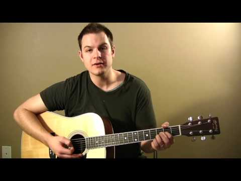 Amazing Grace (My Chains Are Gone) - Youtube Tutorial Video
