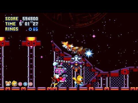 Download Sonic Mania Plus Pc Encore Mode All Chaos Emeralds Walkt