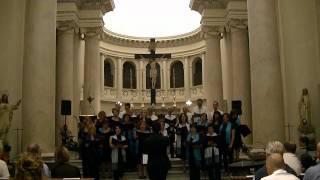 preview picture of video 'Inno a Cecilia Eusepi - Nova Schola Cantorum Nepi'