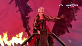Annie Lennox LITTLE BIRD (Live Olympics 2012 London)