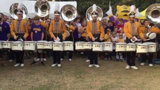 LSU Drumline 2016: Cadences (HD)