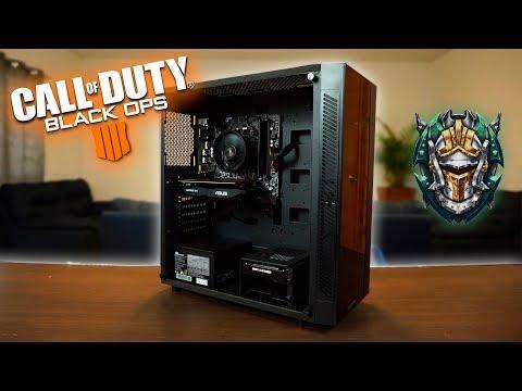 Ensamble económico para jugar Call of duty: Black Ops 4 - Proto Hw & Tec