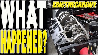 What Happened to #ETCGDadsTruck Engine?