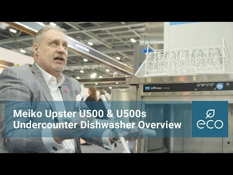Meiko Upster U500 & U500S: Overview