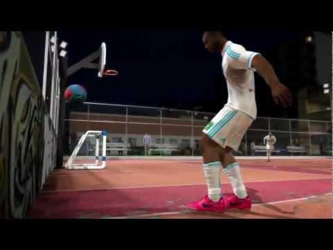 Видео № 0 из игры FIFA Street (Б/У) [X360]