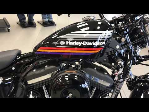 2018 XL1200XS Forty-Eight® Special