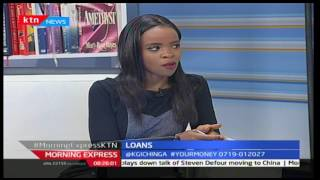 Your Money: Money talk on advisable loans with Mentoria's Chief Economist-Ken Gichinga
