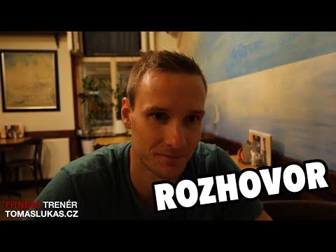 PATRIK FITNESÁK - ROZHOVOR / Trénink + jídelníček