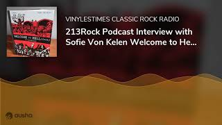 Interview - Sofie Von Kelen - BD Hell Fest.