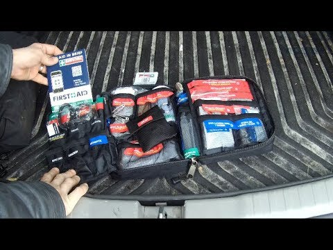 Survival Emergency Solutions Traveller First Aid Kit Review
