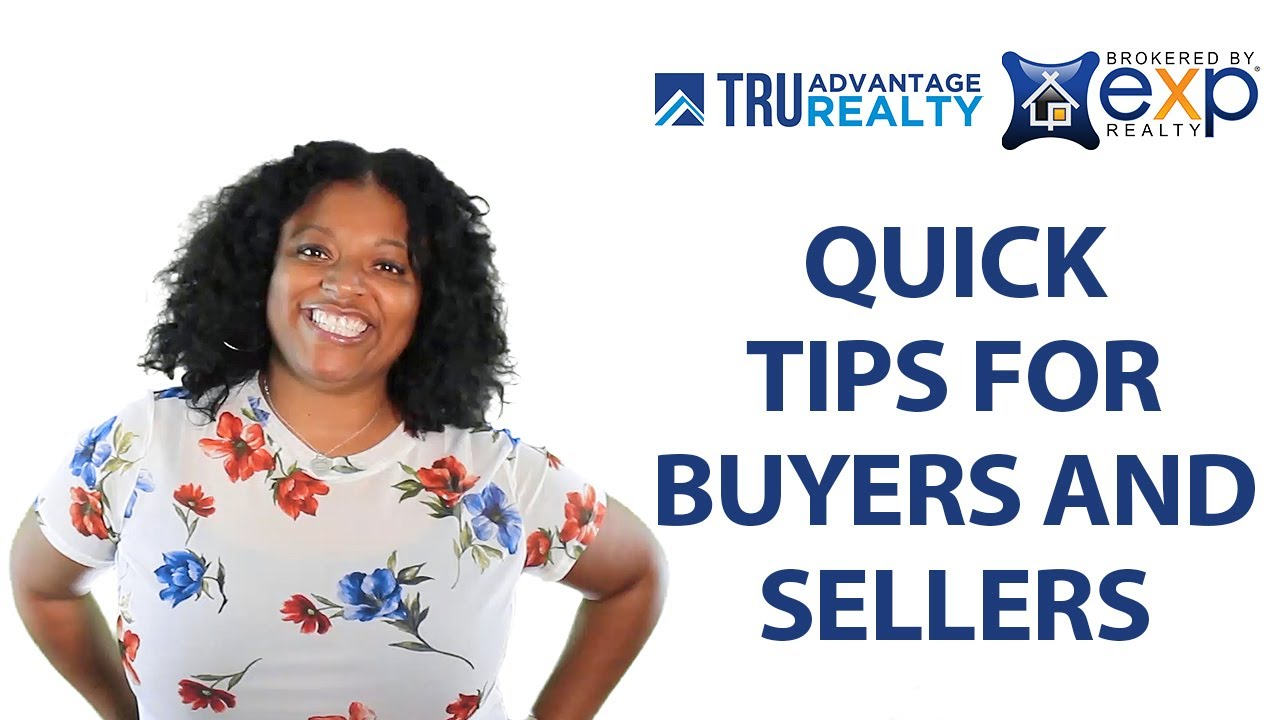 Home Maintenance Tips for Buyers and Sellers