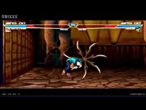 MK vs SF 3: Akuma vs Chameleon (FIGHT DIRECTOR'S CUT)