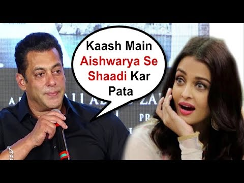 Salman Khan Sh0cking Reply When Asked About Things He Wants To Change From His Past