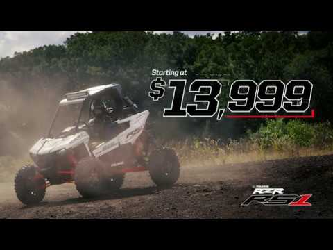 2019 Polaris RZR RS1 in Conway, Arkansas - Video 1