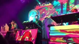 Animal Collective - Lying in the Grass (Live at Union Transfer 2-19-16)