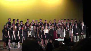Trinity School Upper School Chorus Sings And So It Goes