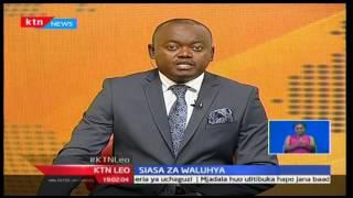 KTN Leo: Katibu mkuu wa COTU; Francis Atwoli asema kuna njama ya kuvuruga mkutano ya Waluhya