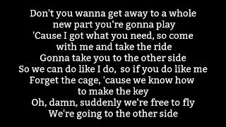 MAX & Ty Dolla $ign -The Other Side Lyrics (from The Greatest Showman: Reimagined)