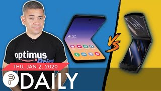 Samsung Galaxy Fold 2 to BEAT the Moto RAZR?