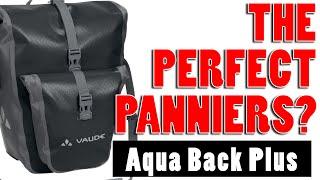 Vaude Aqua Back Plus Panniers Review, A pair perfect for weekend adventures?