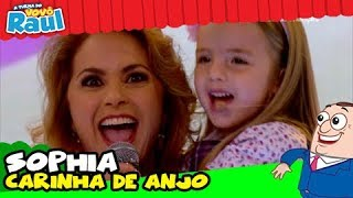 SOPHIA - Carinha De Anjo  (Raul Gil)