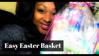 DIY Easter Basket For $5