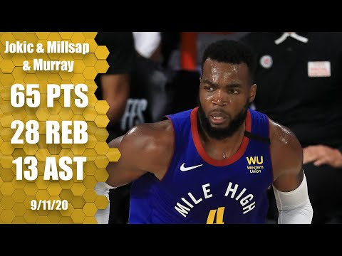 Paul Millsap, Nikola Jokic and Jamal Murray carry Nuggets to Game 5 comeback | 2020 NBA Playoffs