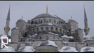 الثلج في اسطنبول - snow in Istanbul