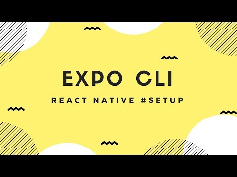 React Native (Expo) Dev Environment Setup + First Project