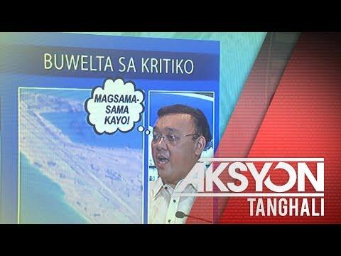 [News5]  Palasyo, sinagot ang mga bumabatikos sa pakikitungo ni Pres  Duterte sa China